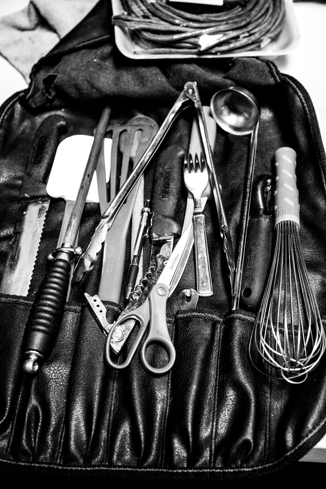 Chef K's Knife Kit